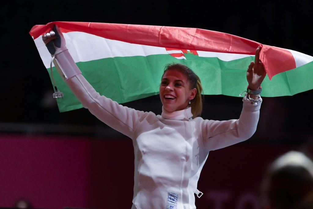 Paralympics: Gold für Amarilla Veres im Degen! post's picture