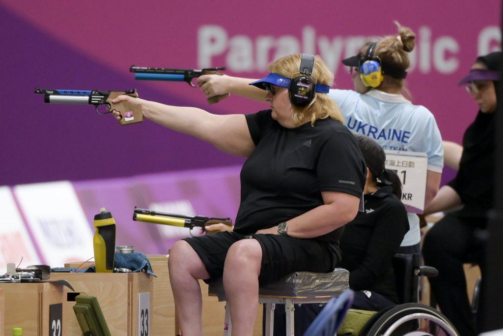 Paralympics: Krisztina Dávid holt Broze für Ungarn in Luftpistole! post's picture
