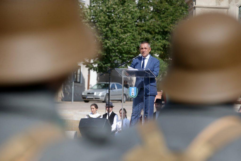 Hundertjähriges Jubiläum der Befreiung Südungarns von der serbischen Besatzung post's picture