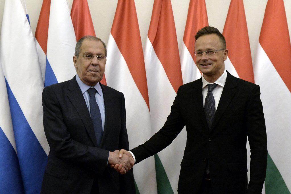 """Außenminsiter: """"Gute Zusammenarbeit mit Russland liegt im Interesse Ungarns"""" post's picture"""
