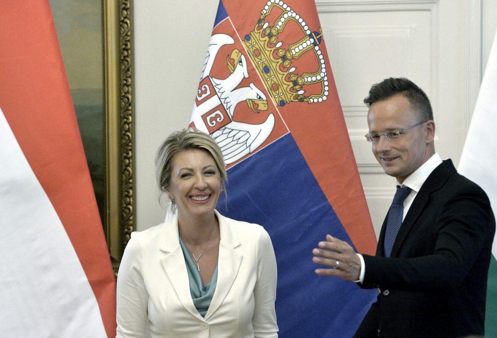 Außenminister fordert die Beschleunigung der EU-Integration Serbiens post's picture