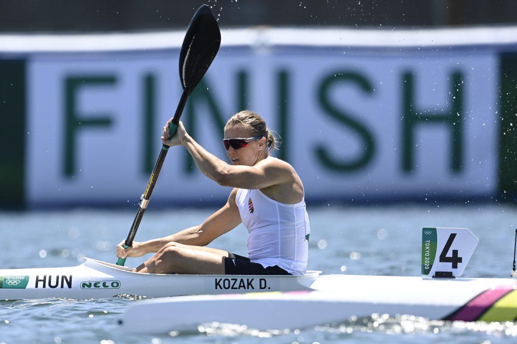 Tokio 2020: Kozák und Csipes Gewinnerinnen im Kajak-Vorlauf post's picture