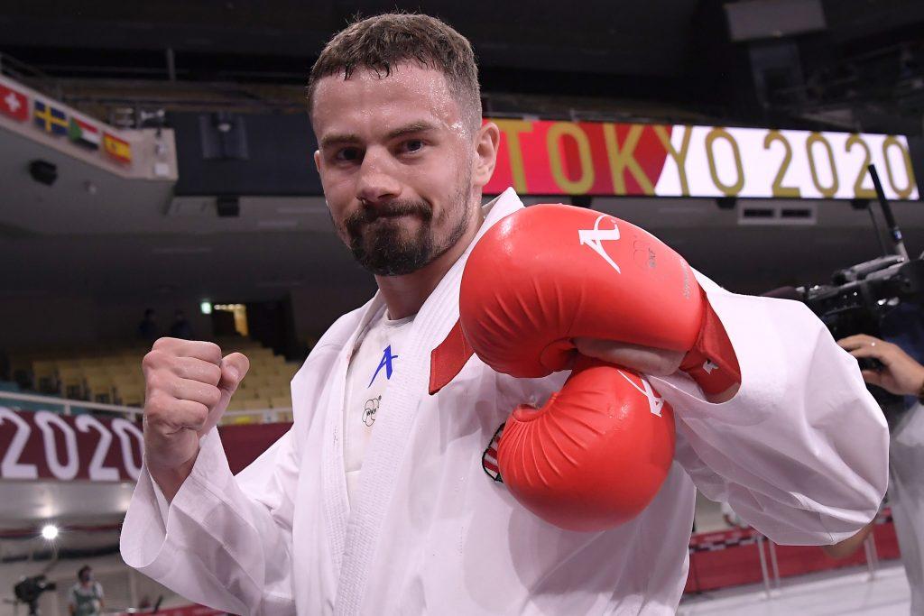 Tokio 2020: Hárspataki holt Bronze im Kumite der Männer bis 75 kg post's picture