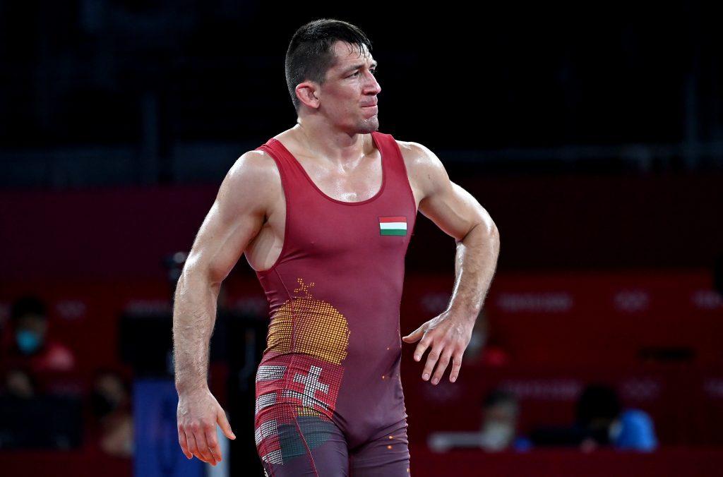 Tokio 2020: Ringer Viktor Lőrincz gewinnt Silbermedaille post's picture