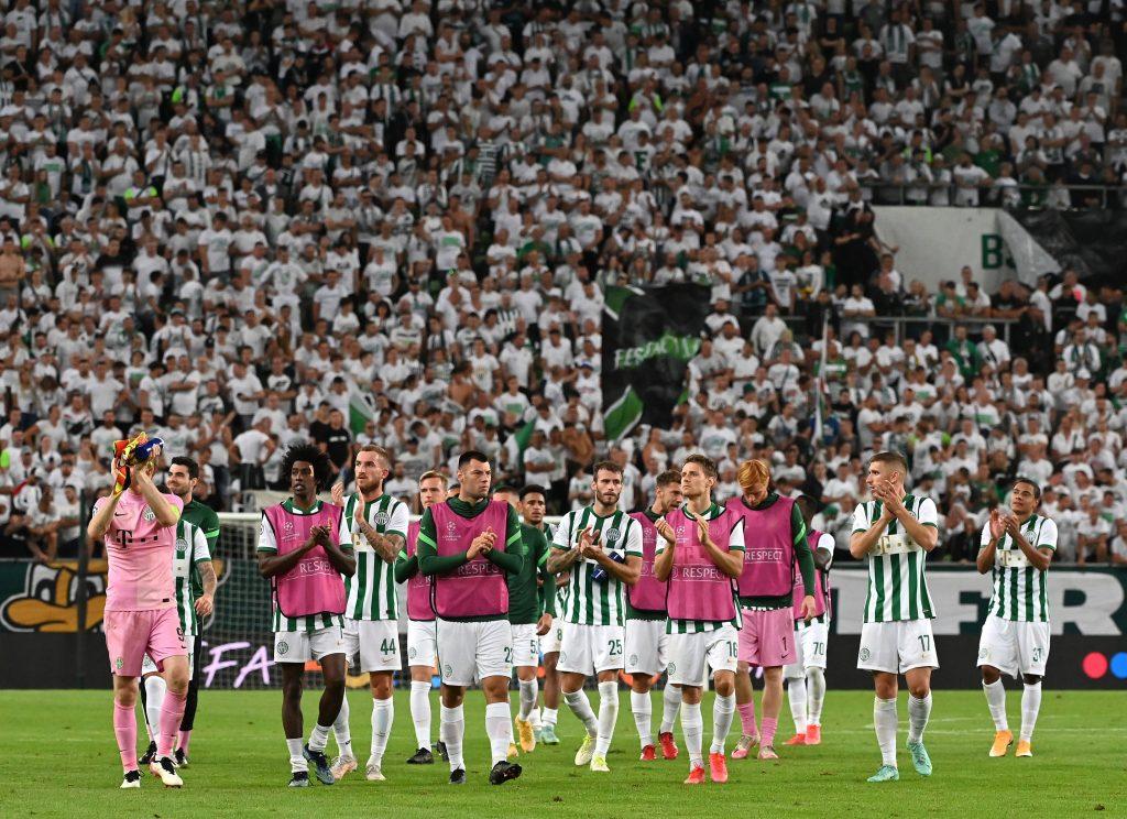 CL-Quali: Ferencváros scheidet gegen Young Boys Bern aus post's picture