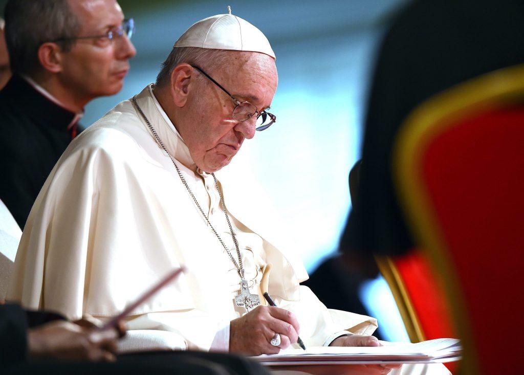 Briefe von Papst Franzikus und US-Präsident Biden anlässlich der Staatsgründungsfeier post's picture
