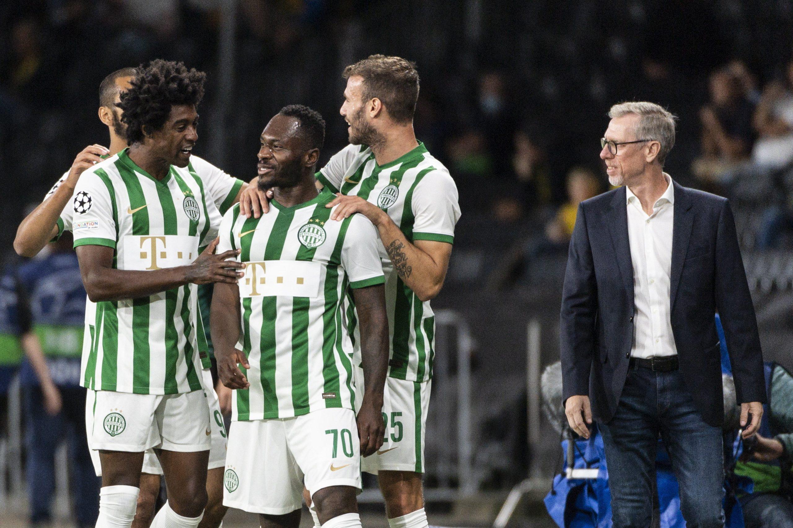 Fradi im CL-Play-off: Endstand ist in Ordung, Cheftrainer Stöger ist aber unzufrieden