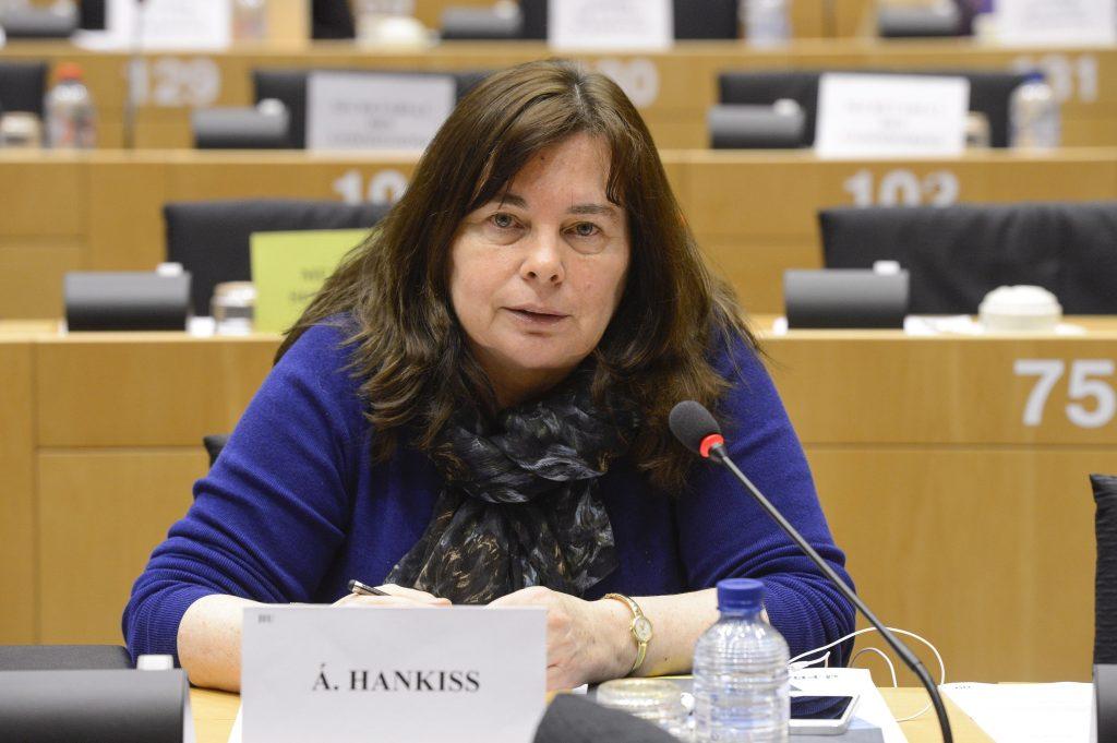 Fidesz-EP-Fraktion trauert um ehemalige Europaabgeordnete Ágnes Hankiss post's picture