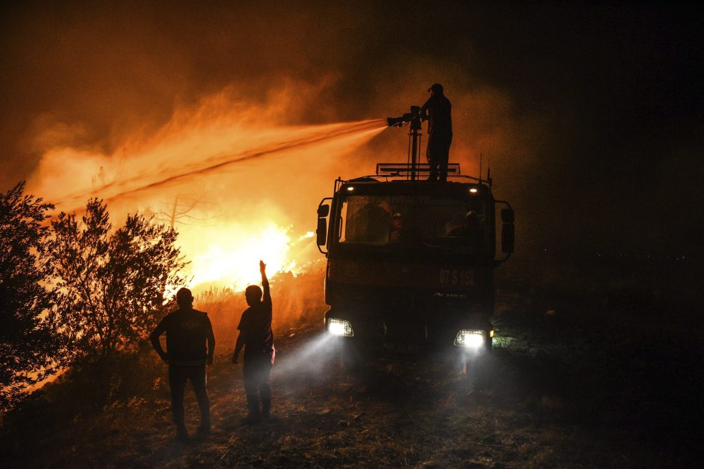 Ungarn bekundet sein Beileid zu den Bränden in der Türkei post's picture