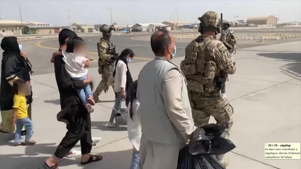 VIDEO von der ungarischen Rettungsaktion in Kabul! post's picture