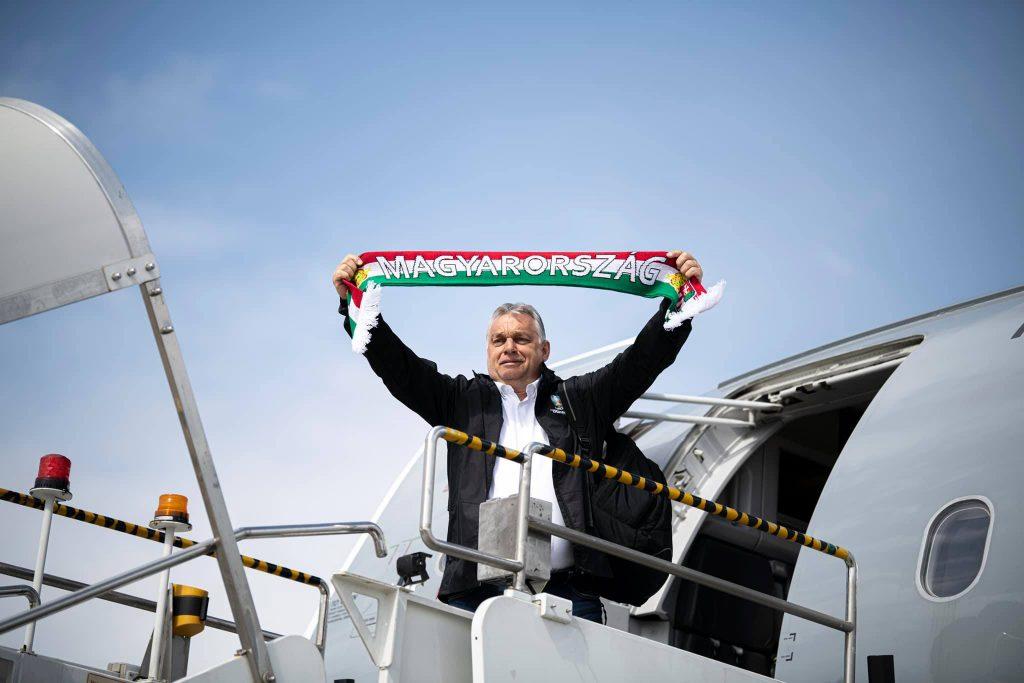 """Orbán: """"Ungarn ist würdig, eine Olympiade zu organisieren"""" post's picture"""