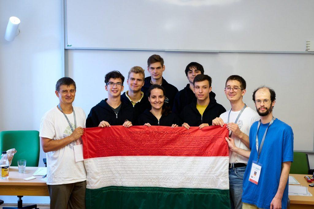 Ungarische Schüler brillieren bei Mathe- und Wissenschaftsolympiaden post's picture