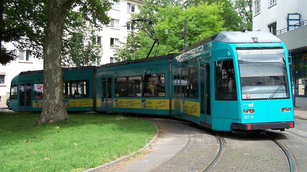 Öffentliche Ausschreibung für Frankfurter Straßenbahnen gestartet post's picture