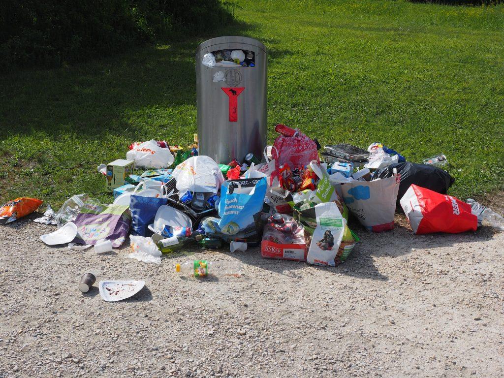 Grüne: Regierung ruiniert das nationale Abfallwirtschaftssystem post's picture