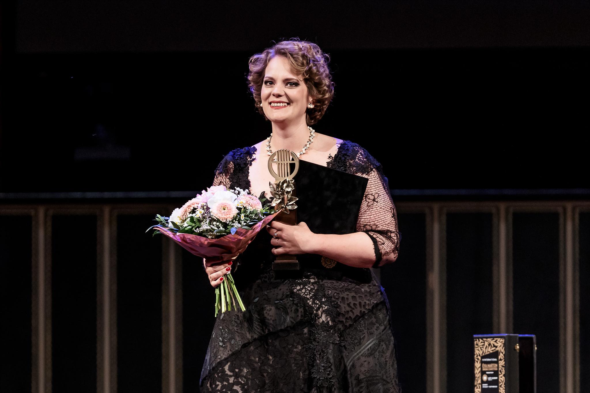 Serbische Sopranistin gewann internationalen Éva Marton Gesangswettbewerb