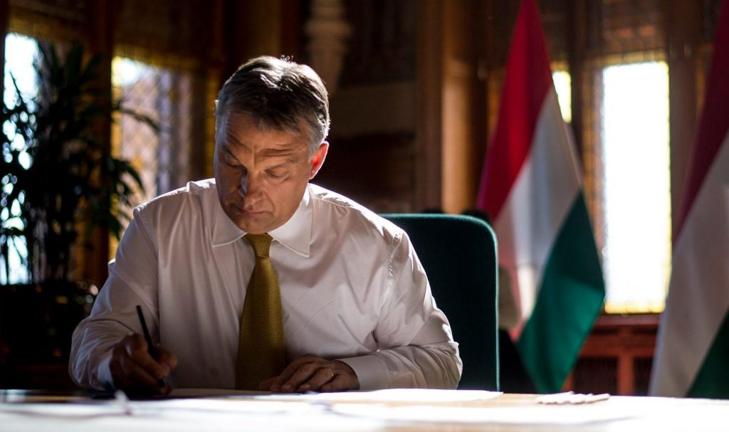 Jüdisches Neujahr: Orbán sendet Brief an die jüdischen Gemeinden post's picture