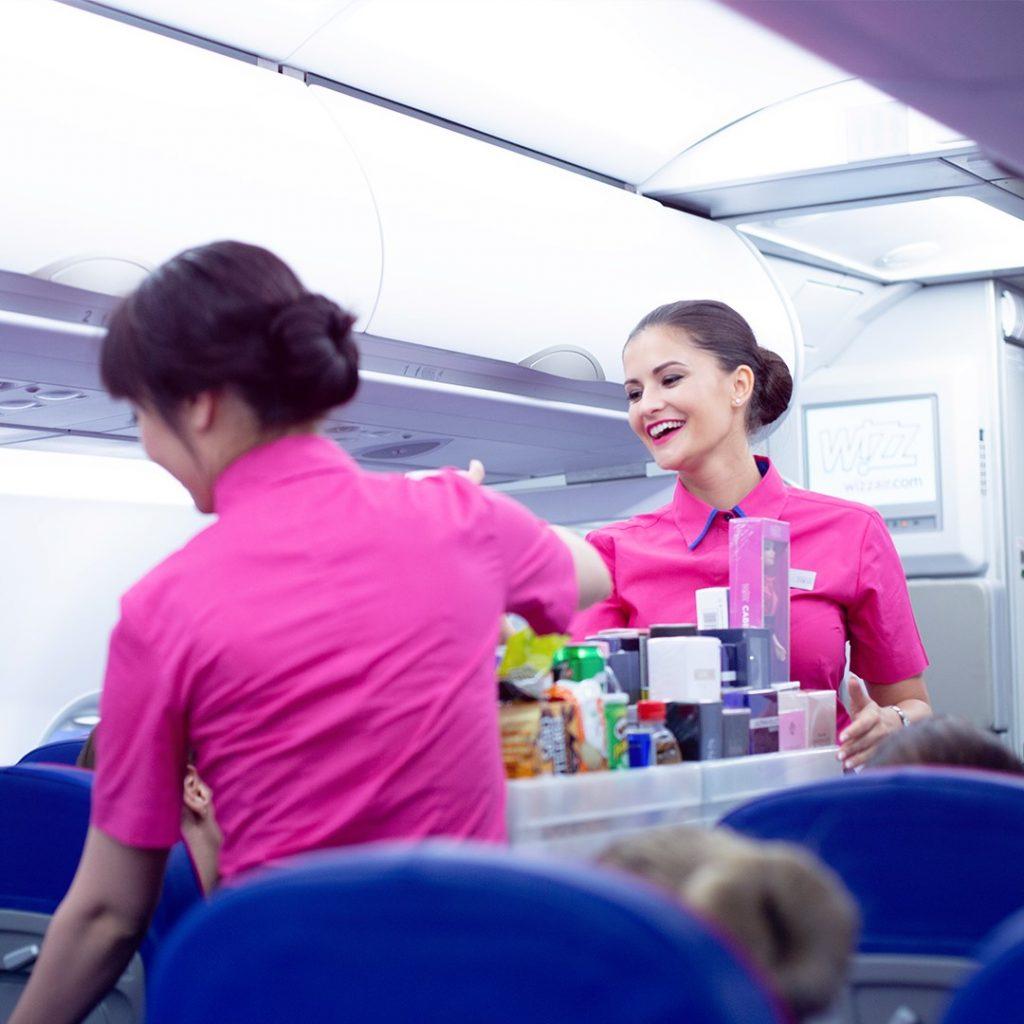 Wizz Air macht Impfung für Flugbegleiter verpflichtend post's picture