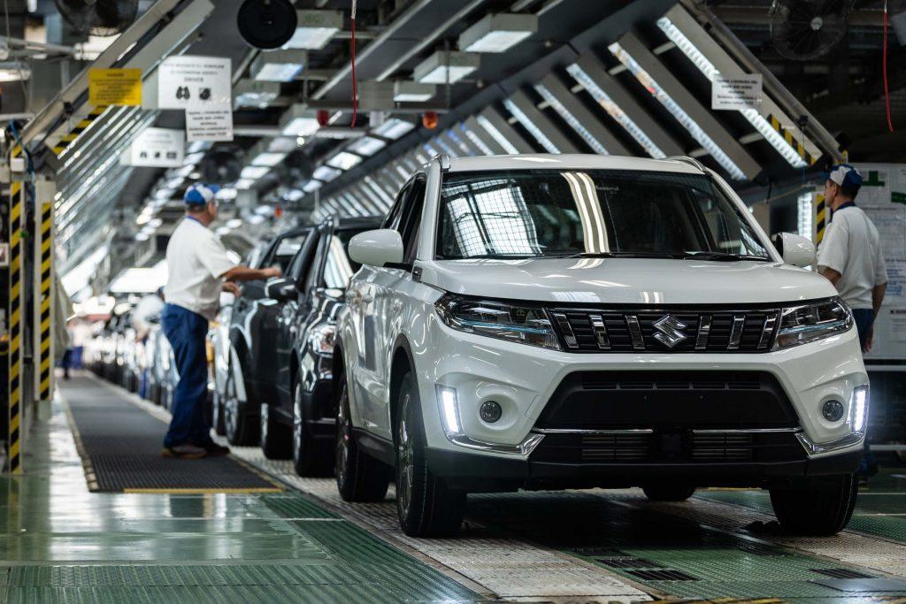 Suzuki nimmt Produktion in Esztergom wieder auf post's picture