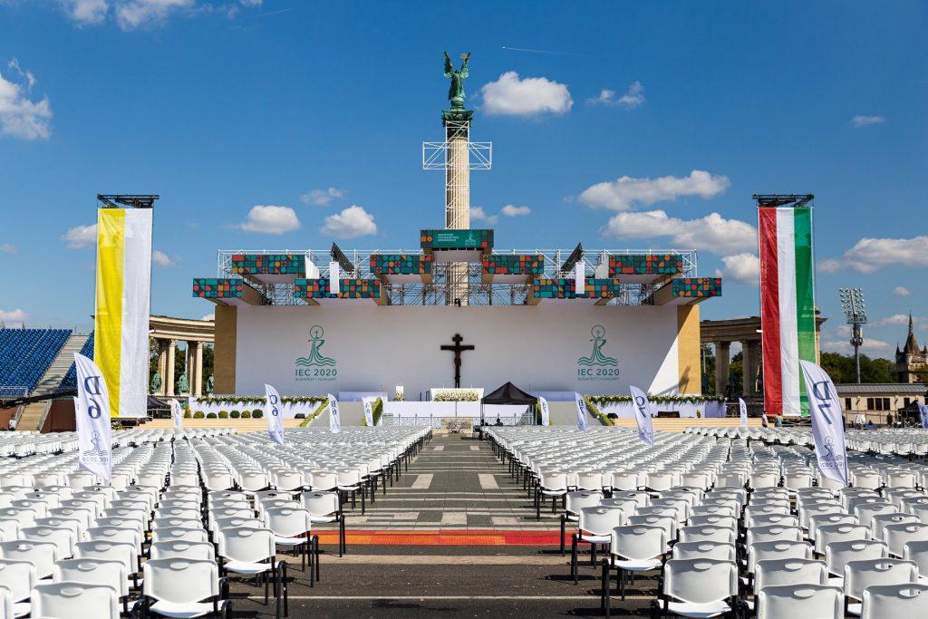 Budapost: Auftakt des Eucharistischen Kongresses in Budapest post's picture