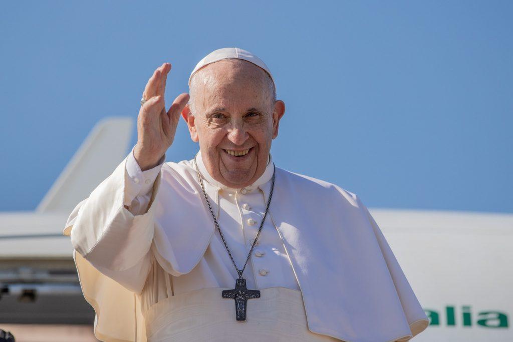 """Papst Franziskus bezeichnet seinen Budapest-Besuch als """"Weg der Hoffnung"""" post's picture"""