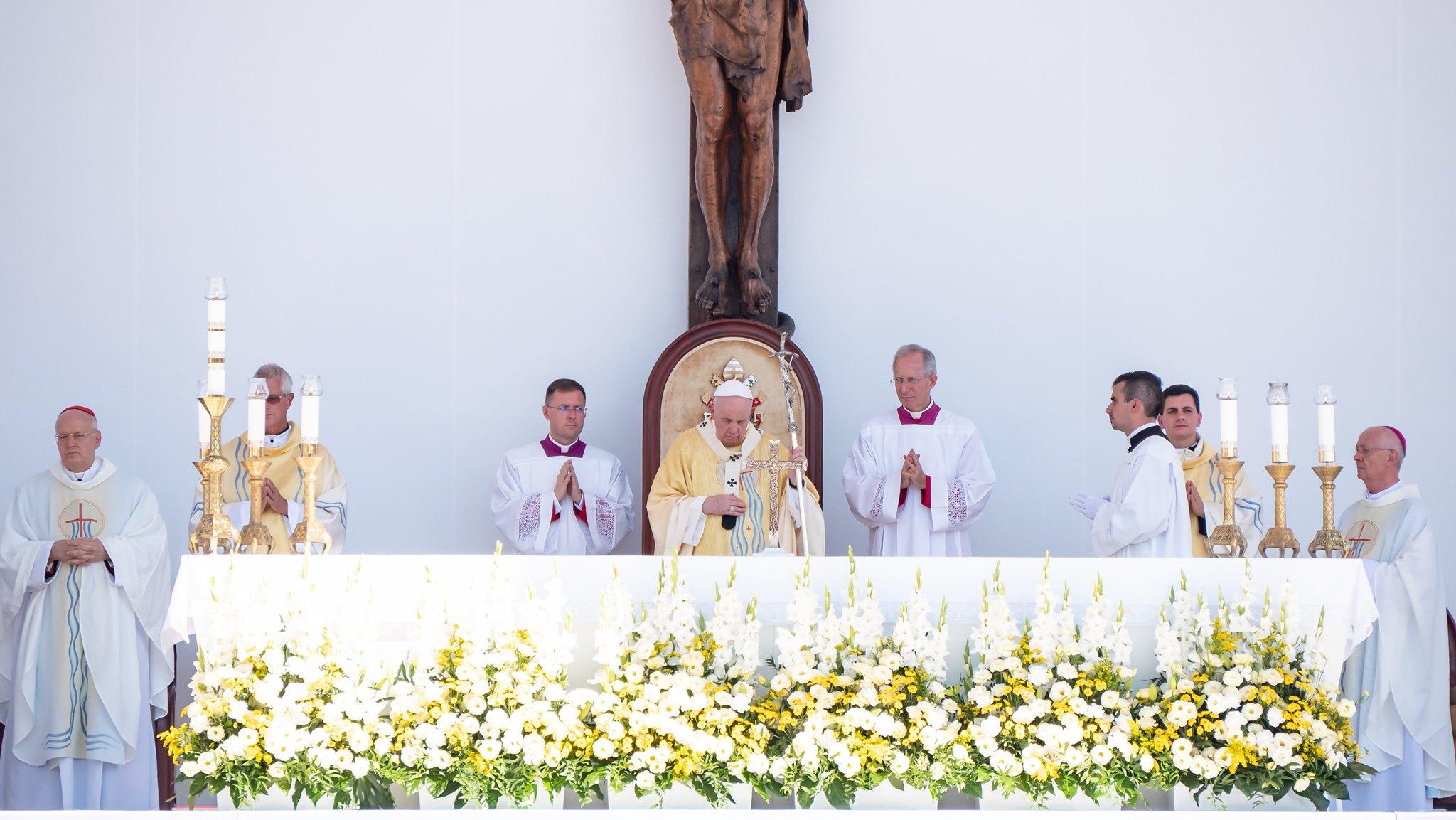 Papstpredigt bei der Abschlussmesse im Wortlaut