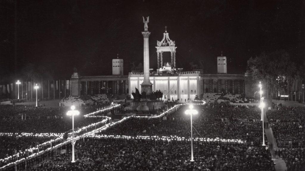 Budapester Eucharistischer Weltkongress 1938, im Schatten des Weltkriegs – FOTOS! post's picture