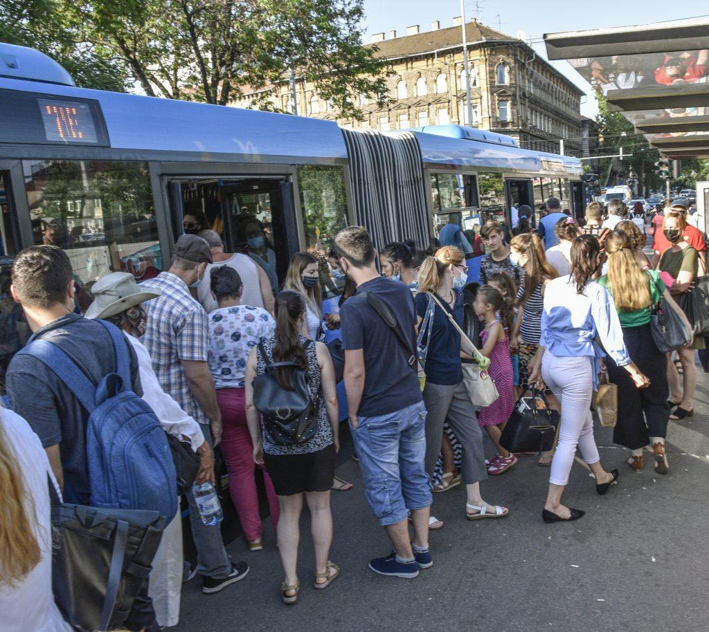 Budapest bietet kostenlose öffentliche Verkehrsmittel für Kinder post's picture