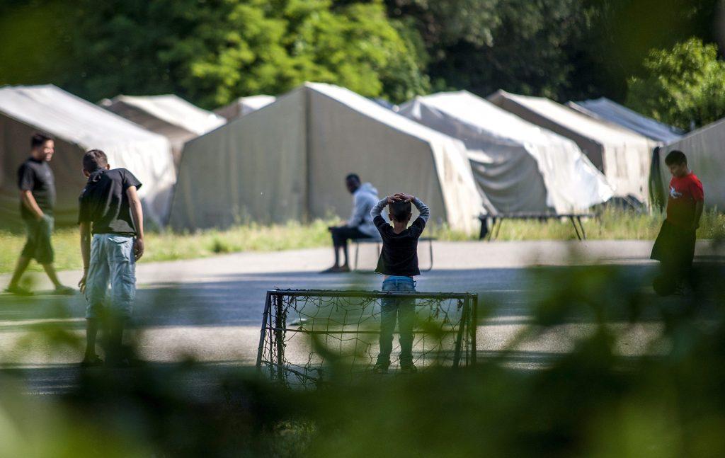 Afghanischer Flüchtling hat Coronavirus, Aufnahmeeinrichtung Vámosszabadi unter Quarantäne post's picture