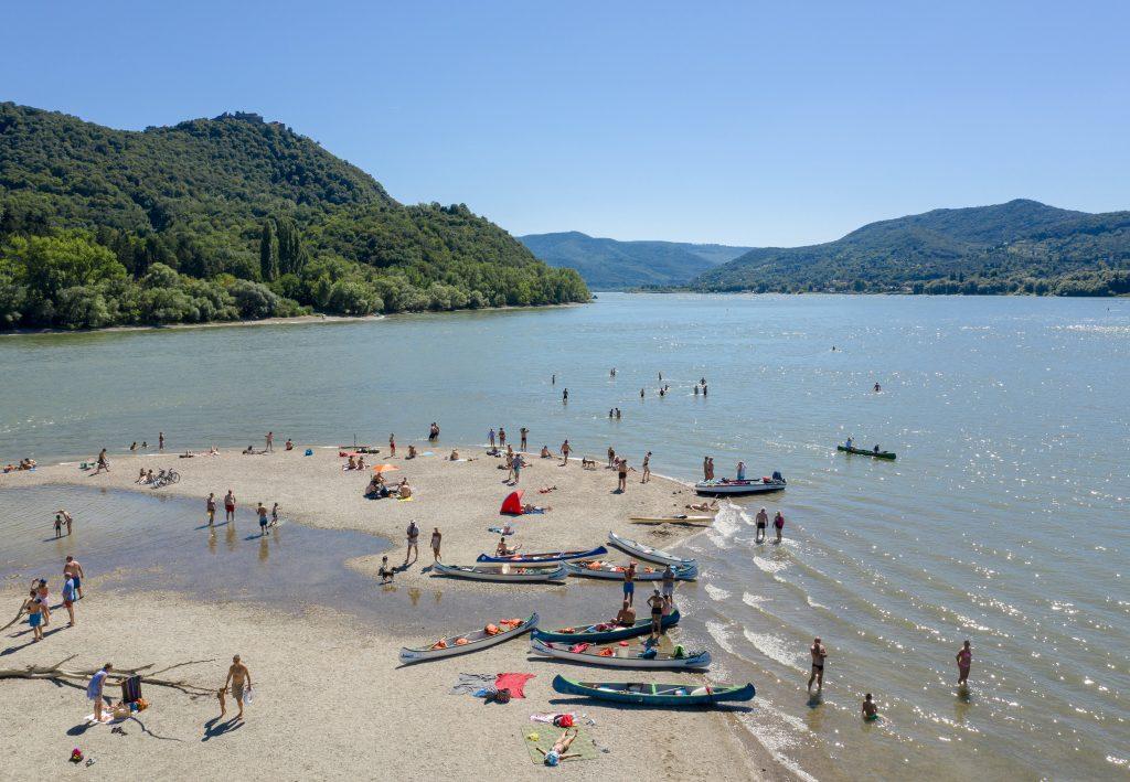 Investition abegsagt: Donauinsel bei Kisoroszi wird zu einem Naturschutzgebiet post's picture
