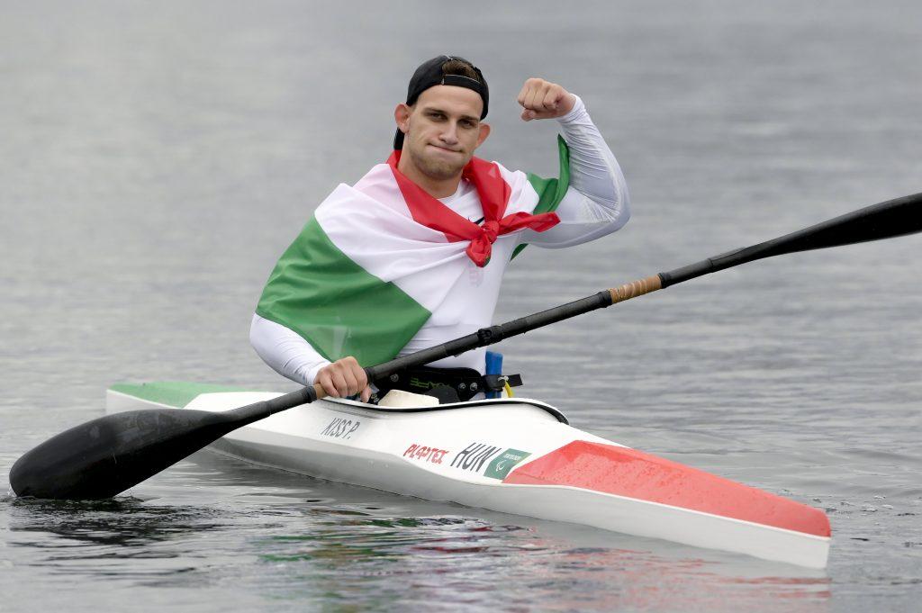 Péter Pál Kiss holt unsere siebte Goldmedaille bei den Paralympics! post's picture