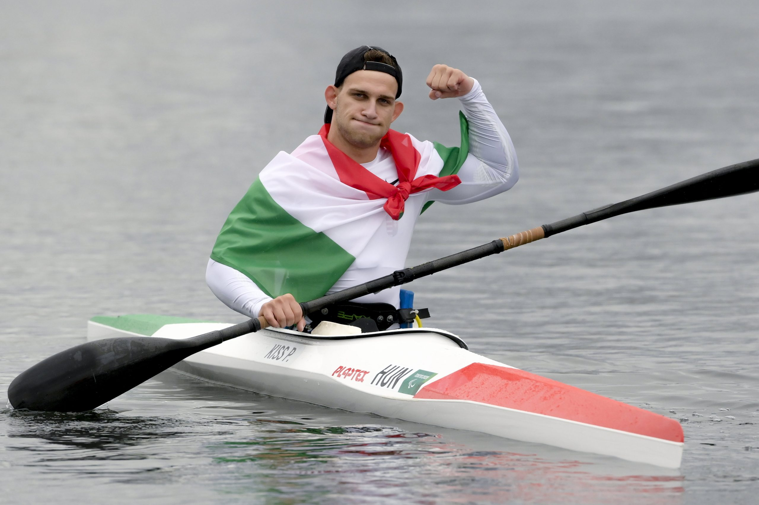 Péter Pál Kiss holt unsere siebte Goldmedaille bei den Paralympics!