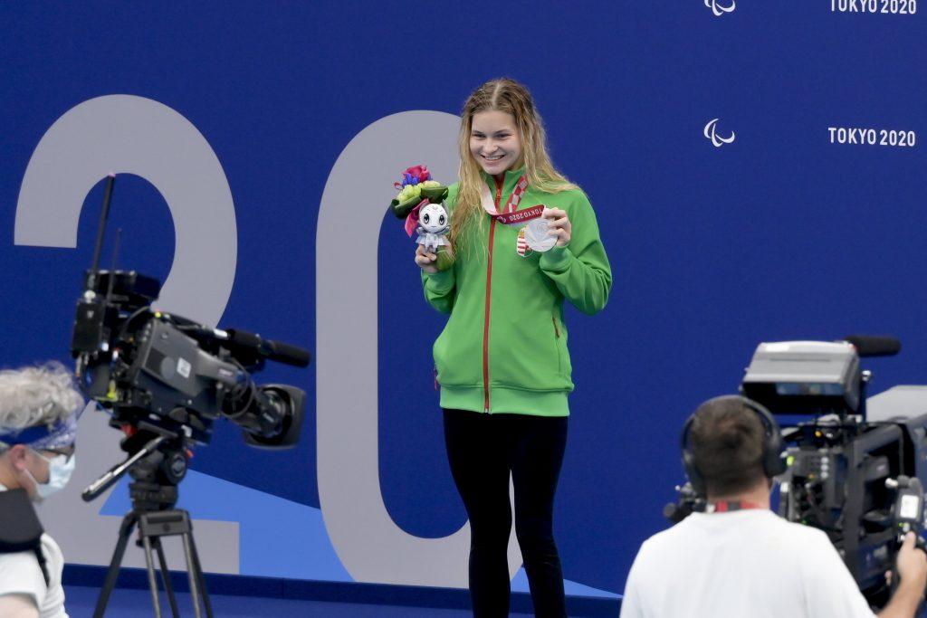 Paralympics: Bianka Pap holt Silber im 200 Meter Lagenschwimmen post's picture