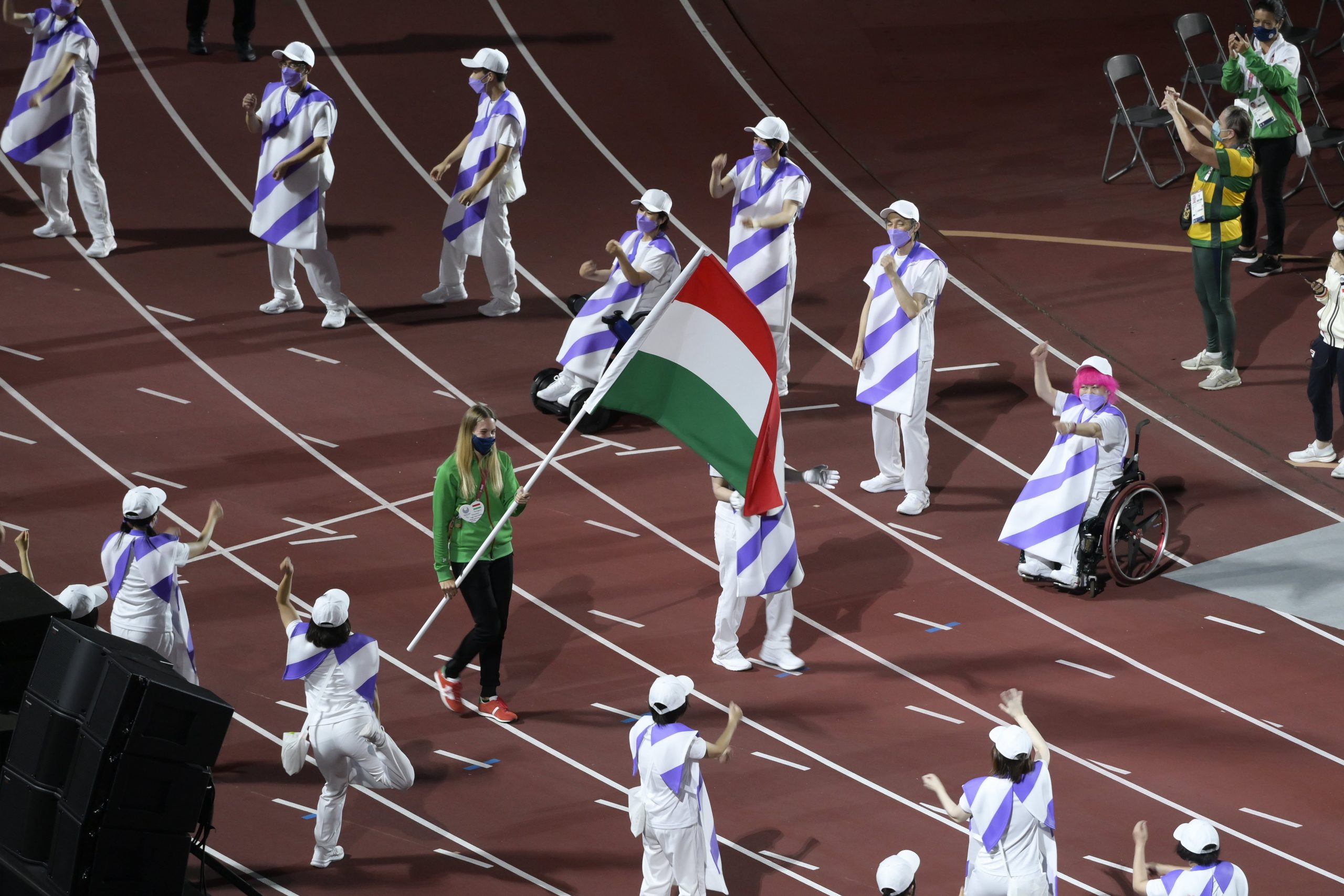 Tokio Paralympics: Ungarisches Team erreicht eine der besten Leistungen aller Zeiten