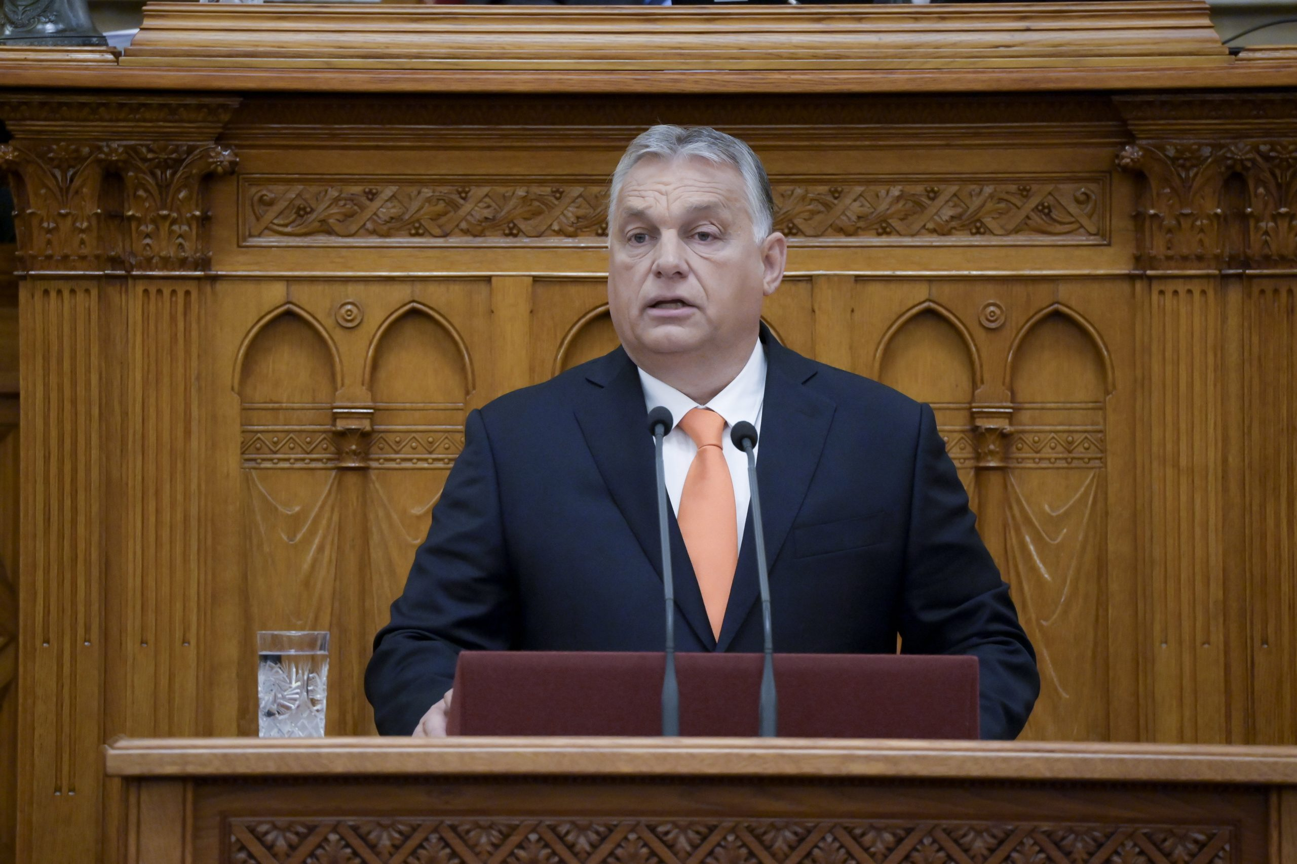 Orbán: Die vierte Welle kann man mit Impfungen in den Griff bekommen