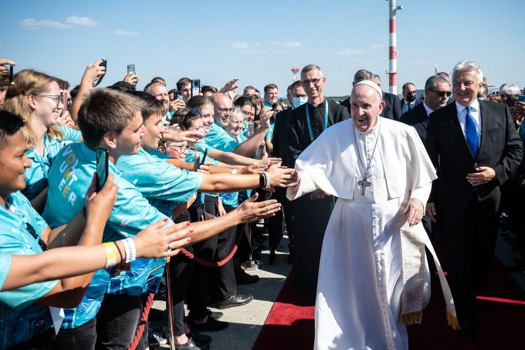 Papst Franziskus erzählte seinen Lieblingswitz über Ungarn post's picture