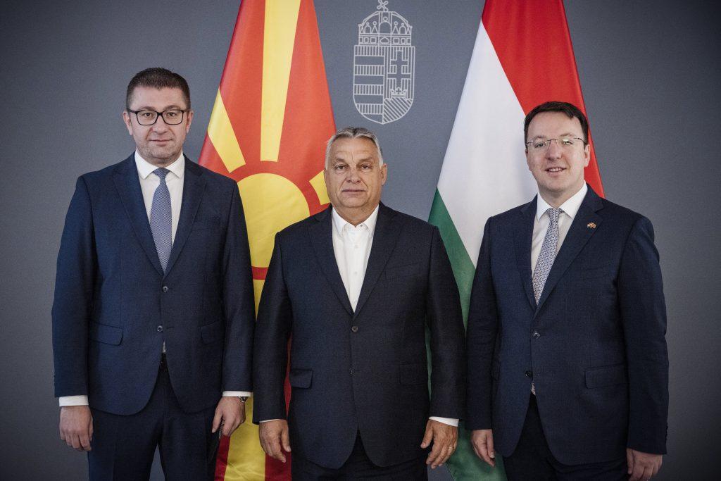 Orbán in Nordmazedonien: Verstärkter Grenzschutz ist notwendig post's picture