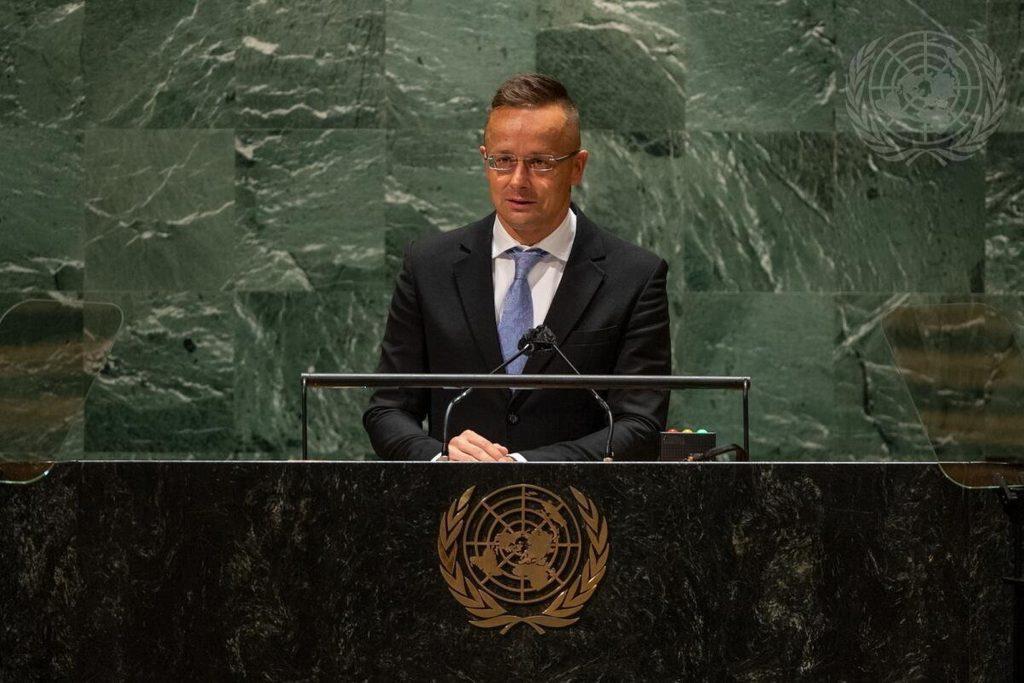 """Außenminister: """"Ungarn engagiert sich im Kampf gegen Antisemitismus"""" post's picture"""