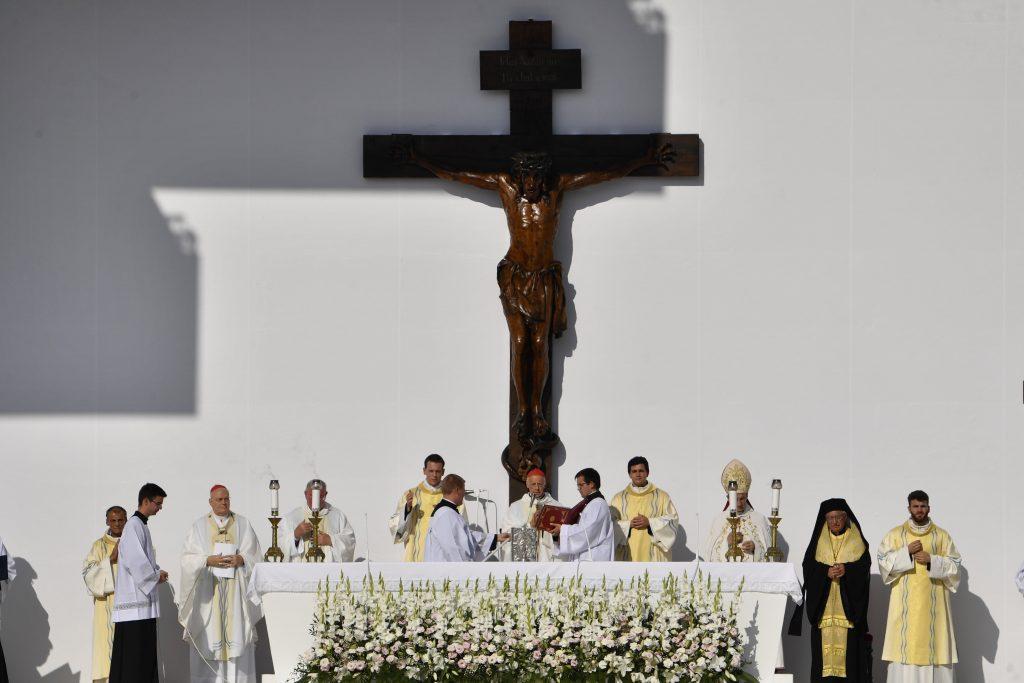 """Kardinal Erdő: 1,2 Milliarden Katholiken auf fünf Kontinenten """"schauen uns zu"""" post's picture"""