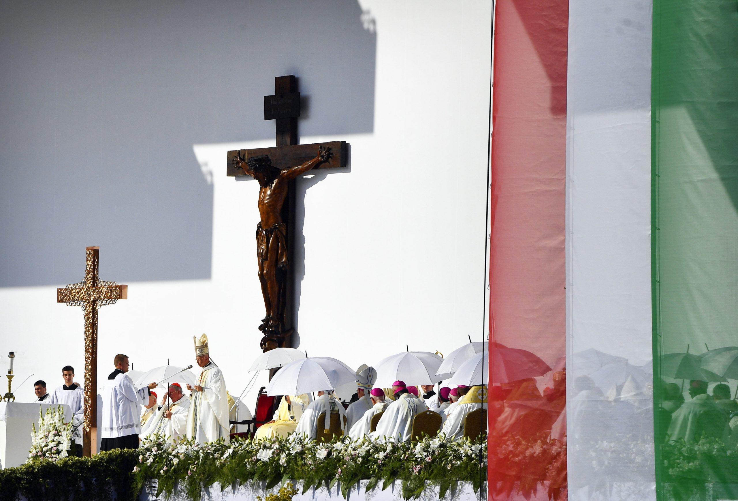 52. Eucharistischer Weltkongress in Budapest eröffnet - FOTOS!