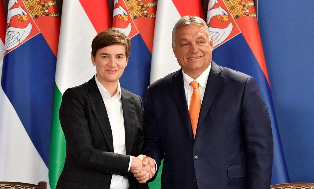 """Orbán: """"Ungarn und Serbien werden Europa – auch Deutschland – vor Migration schützen"""" post's picture"""