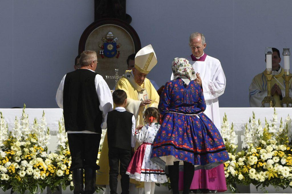 "Papst Franziskus: ""Gott segne Ungarn!"" post's picture"