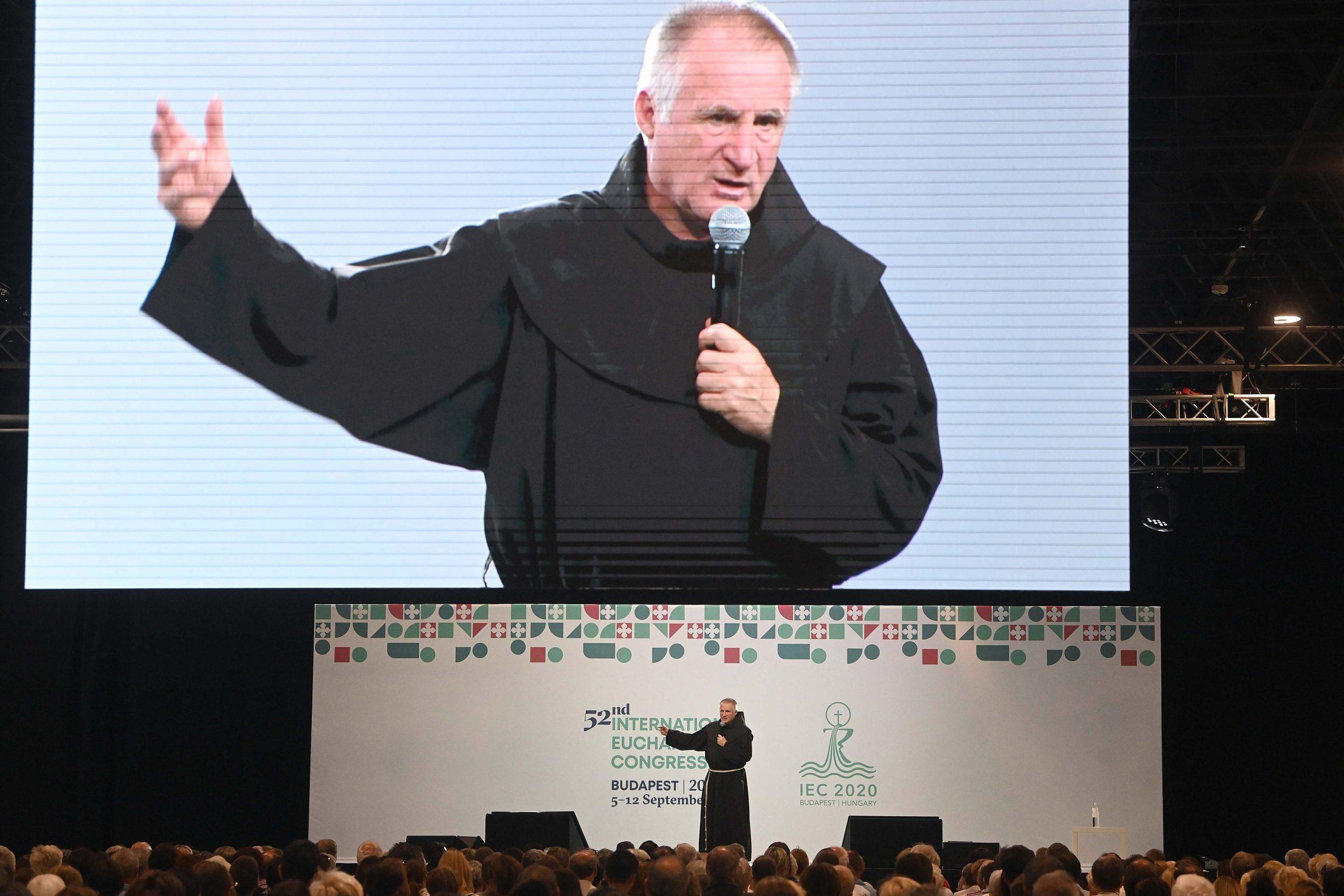 Franziskanermönch Csaba Böjte:
