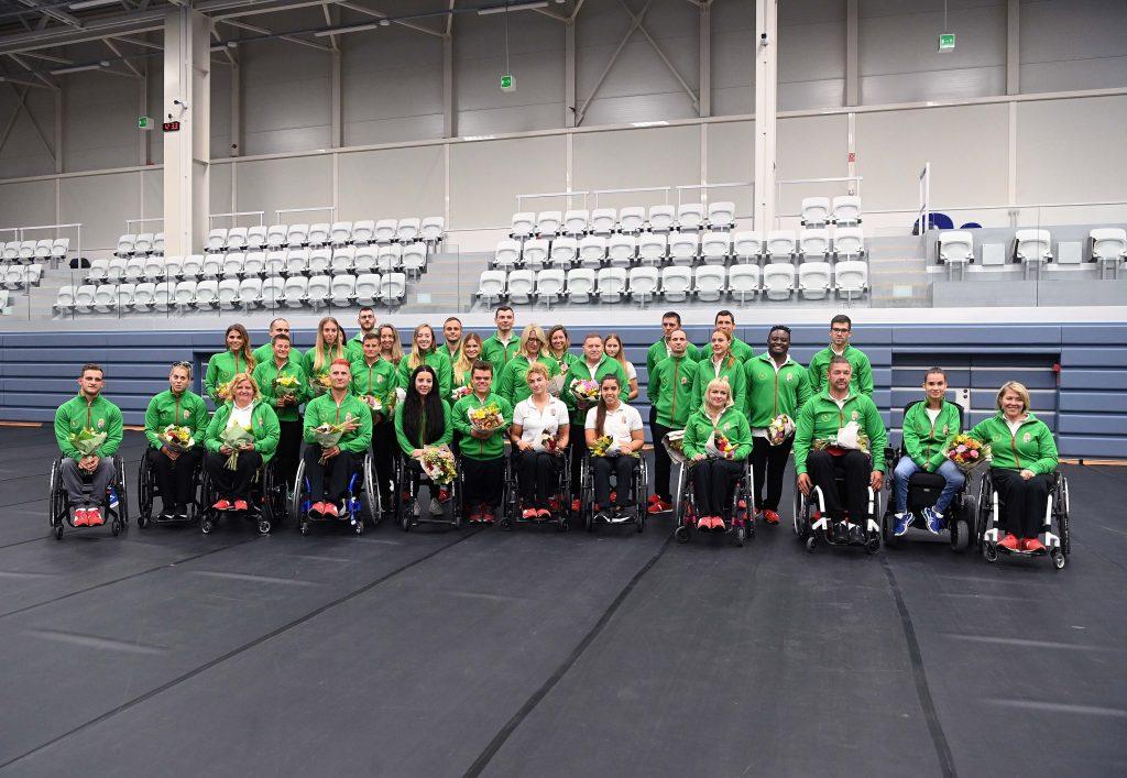 Tokio Paralympics: Ungarisches Team feierte in Budapest – FOTOS! post's picture