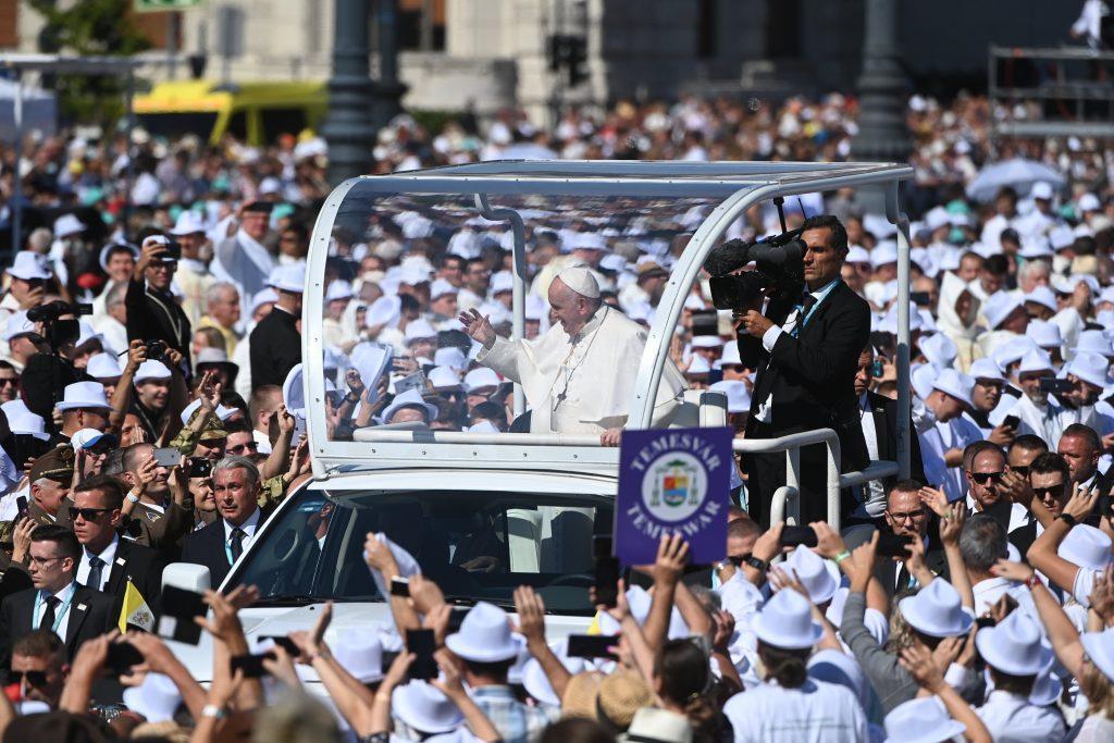 Budapost: Wochenpresse zum Eucharistischen Kongress post's picture