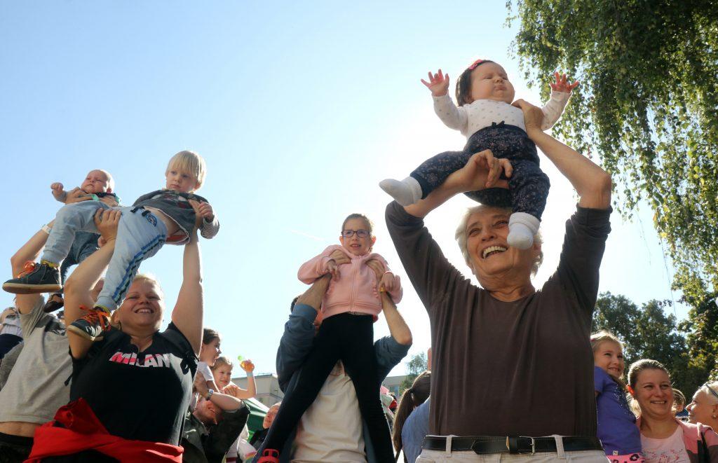 Budapost: Würdigung von Familienwerten auf dem Budapester Demografie-Gipfel post's picture