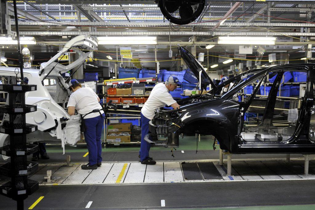 Suzuki-Werk in Esztergom legt Produktion für zwei Wochen still post's picture