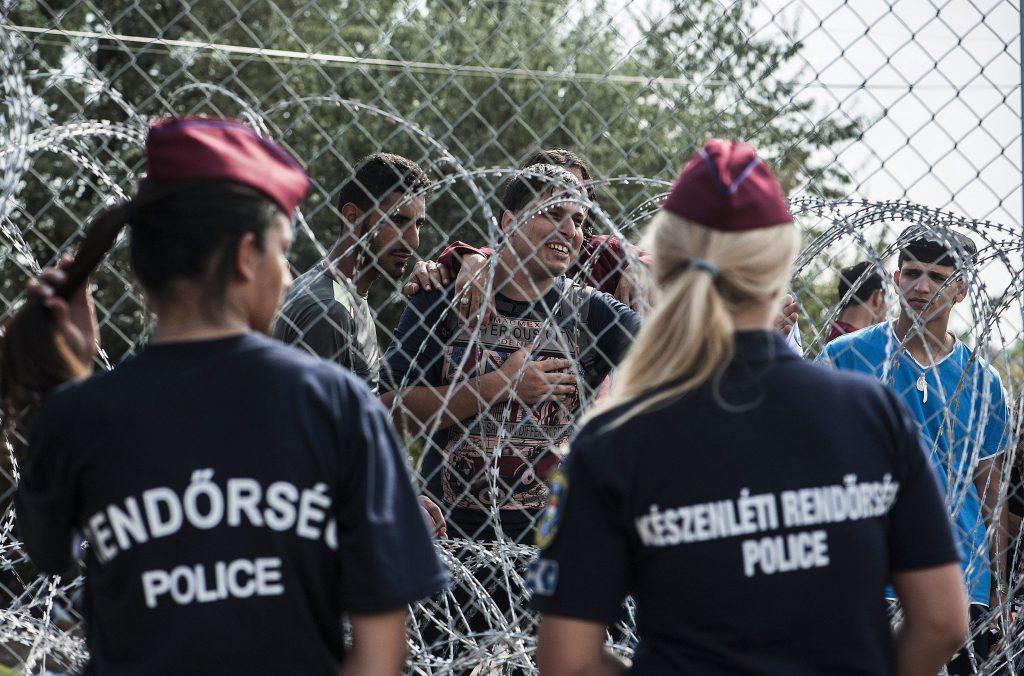 Ungarn schickt Polizisten nach Serbien, Nordmazedonien und Slowenien post's picture