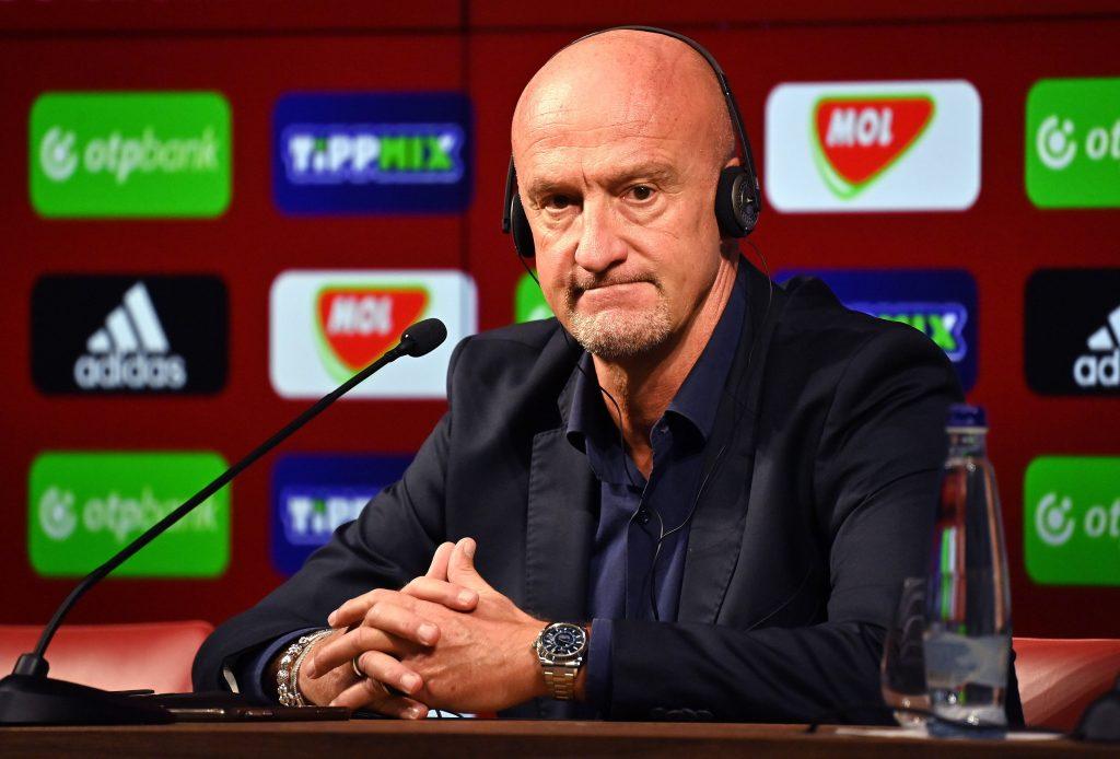 """WM-Quali – Cheftrainer Rossi: """"Ich bin enttäuscht, ich kann dieses Debakel nicht verdauen"""" post's picture"""