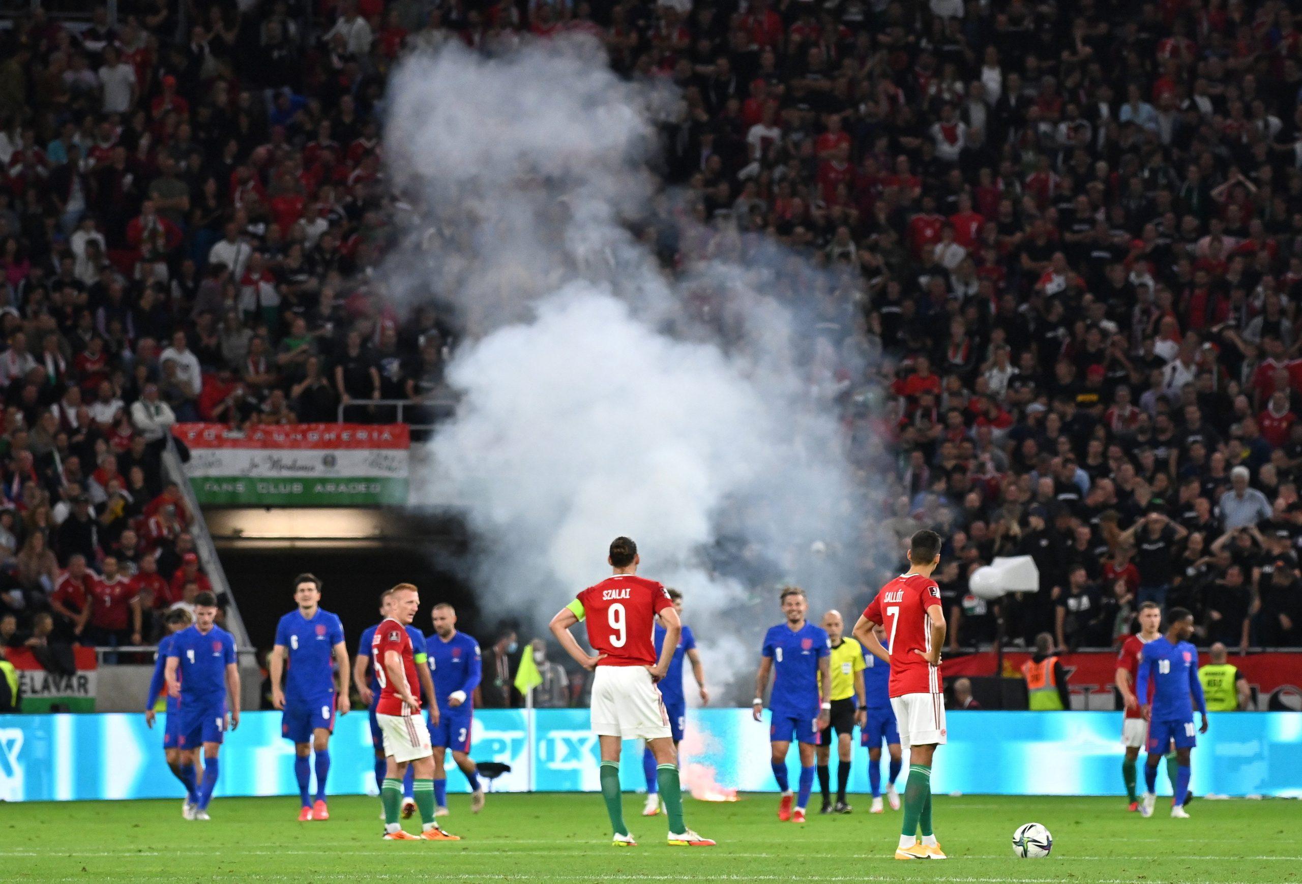 BUDAPOST: Empörung über offenbaren Rassismus während des Spiels Ungarn-England
