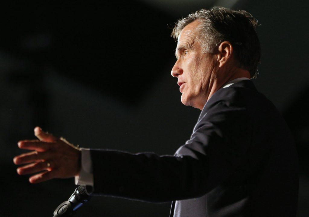 """Außenminister: Senator Romney startete """"harten Angriff auf Demokratie und Pressefreiheit"""" post's picture"""